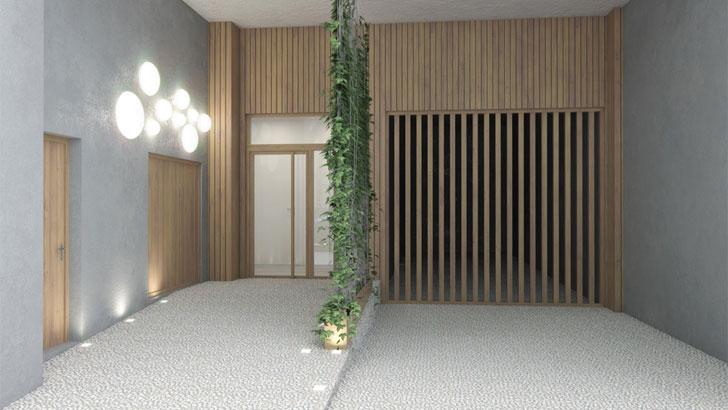 Materiales sostenibles en la construcción del Edificio Valdecero.