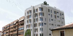 Valdemoro construye su primer Edificio de Consumo de Energía Casi Nulo