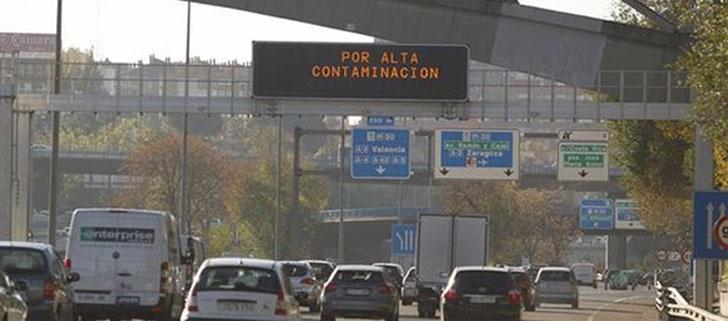 El Plan de Calidad de Aire de Madrid se somete a consulta pública.
