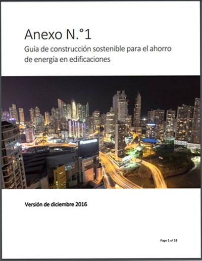 Panamá establece una Guía de construcción sostenible