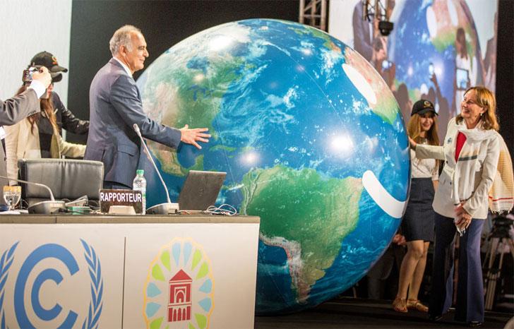 La ONU insta a los Gobiernos a aumentar su inversión en la lucha contra el cambio climático.