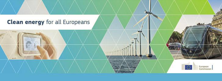 Comisión Europea aprueba propuestas para una Energía Limpia para todos.
