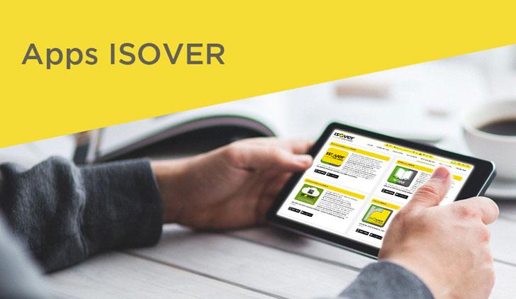 Isover lanza nuevas aplicaciones para profesionales y ciudadanos en cuanto a rehabilitación en hogares