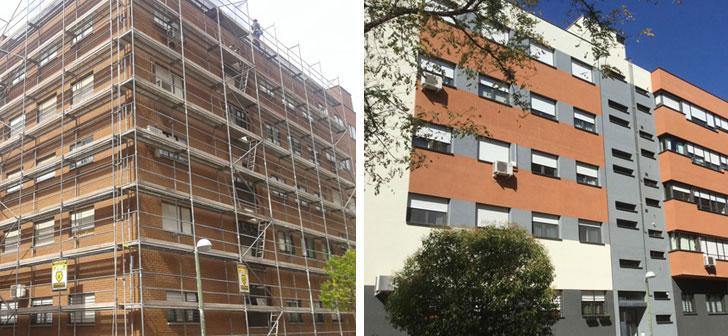 Rehabilitación de edificios, una de los puntos claves de la reforma legislativa en energía.