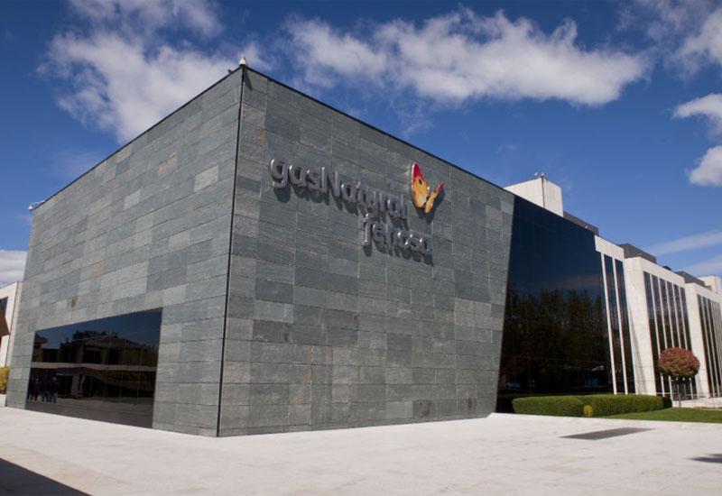 sede de Gas Natural Fenosa.