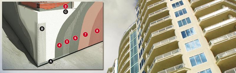 Aplicación del sistema Traditerm en una rehabilitación de edificios.