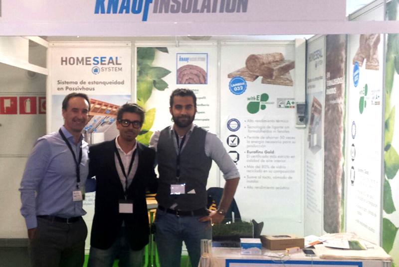 Kanuf Insulation presenta su nuevo sistema de estanqueidad para construcción.