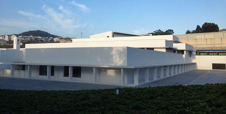 Institución Benéfico Social Padre Rubinos en A Coruña