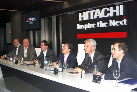VII encuentro de Ingenierías-Fabricantes de AEDICI organizado por Hitachi