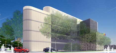 Demostrador Italiano: las nuevas oficinas del socio Imprima Construccioni en Bérgamo