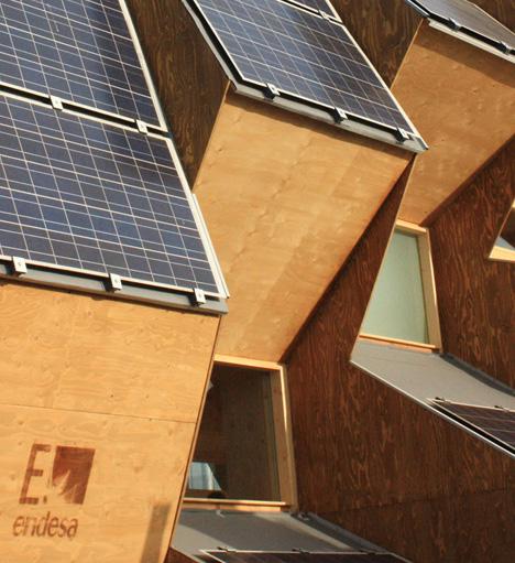 Casa Solar Endesa