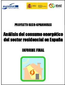 Informe sobre consumo energético en el sector residencial
