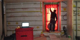 Enerphit y Passivhaus en dos casas rurales para estancias temporales en Ibero, Navarra