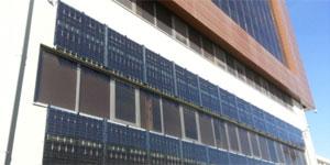 Estudio de la fachada ventilada fotovoltaica como alternativa innovadora de integración de energías renovables en países de la región Mena