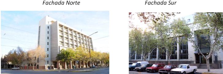Edificio Rectorado de la UNSJ, San Juan, Argentina