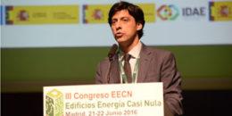 F. Javier Martínez y Luis Vega, Mº de Fomento – III Congreso EECN