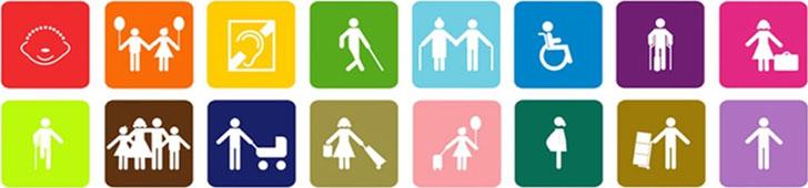 Una ciudad para cada ciudadano (Fuente: Elaboración Propia)