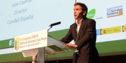 José Castilla, Cundall España – III Congreso EECN