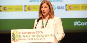 Lorena Druet, HABITEC – III Congreso Edificios Energía Casi Nula