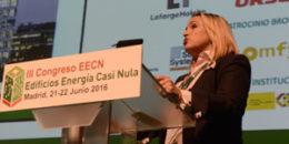 Lola Ripollés, Deerns Spain – III Congreso Edificios Energía Casi Nula