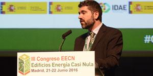 Rubén Cereijo, Norvento – III Congreso Edificios Energía Casi Nula