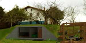 El gran prefabricado de ingeniería civil, renace para crear espacios bioclimáticos de alta eficiencia energética y acústica sin eliminar zonas verdes