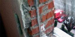 Los edificios de viviendas de los años 70, propuesta de rehabilitación de fachadas de ladrillo