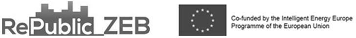 Republic_ZEB: Rehabilitación de Edificios Públicos en base a criterios NZEB y niveles coste-óptimos. Proyecto y Unión Europea.
