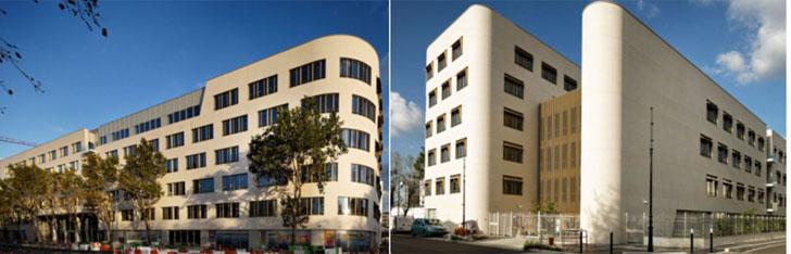 "Edificio de Oficinas ""NEWSIDE"" - Francia"