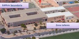 Presentación de estudio para construir un taller de producción energética positiva en I.E.S. Gran Vía de Alicante