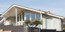 Vivienda EECC Guadalix, ventilación de confort alimentada por energía solar