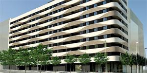 Promoción privada de 71 viviendas VPO en Pamplona con objetivo de estándares EECN. Retos en la promoción de viviendas de EECN