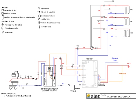 Climatizaci n geot rmica construible - Bomba de calor de alta eficiencia energetica para calefaccion ...