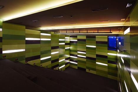 El Centro de interpretación de la cultura del olivo y la sostenibilidad, interior