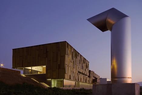 El Centro de interpretación de la cultura del olivo y la sostenibilidad, salida pozos canadienses