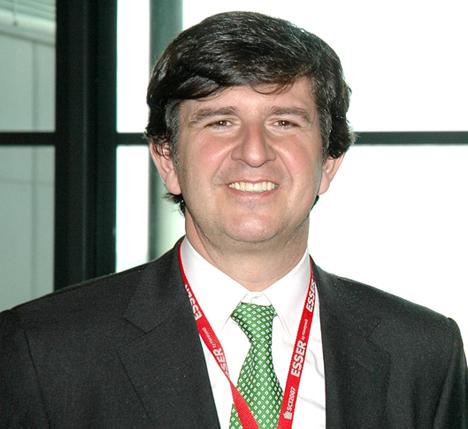 Rafael Sarasola Sánchez-Castillo, Presidente de la Confederación Española de Asociaciones de Fabricantes de Productos de Construcción (CEPCO)