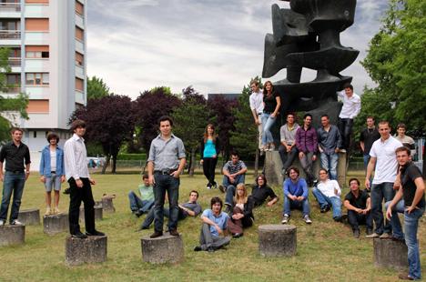 Equipo Aquitaine Bordeaux Campus