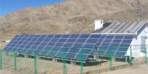 SMA Sunny Island - Suministro de energía eléctrica a zonas alejadas de la red