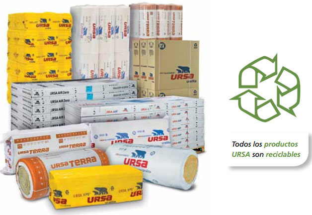 Productos URSA