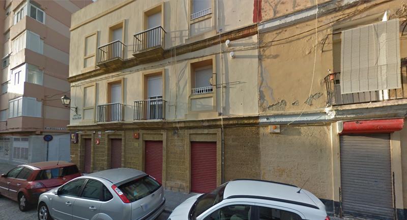 Edificio de Cádiz del programa renovación de edificios de energía casi nulo.