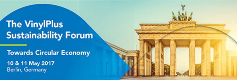 Los próximos 10 y 11 de mayo se celebrará en Berlín VinylPlus Sustainability Forum.