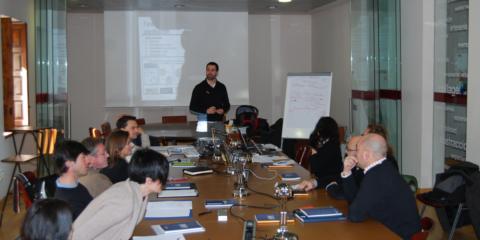 El Proyecto SUSREG forma a urbanistas para fomentar la introducción de criterios de sostenibilidad en ciudades