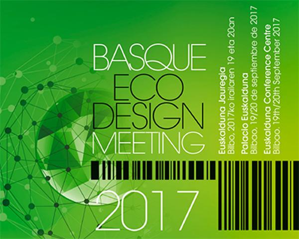 Bilbao celebrará en septiembre el Basque Ecodesign Meeting-BEM2017.