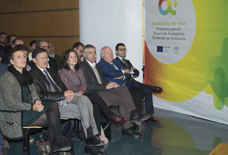 Maribel Peinado ha mostrado su apoyo a la Junta de Andalucía en la práctica de medidas para el desarrollo sostenible.