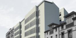 Edificio Gaia, Promoción Residencial de Consumo de Energía Casi Nulo en Asturias