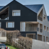 Las viviendas se autoabastecen de energía solar.