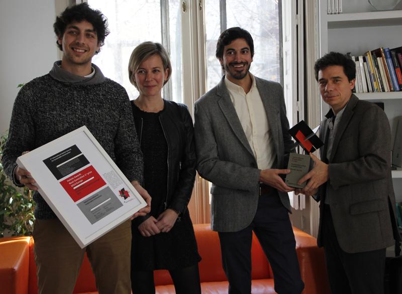LafargeHolcim premia tanto proyectos que van a ser materializados, como ideas y conceptos que pretenden ser una realidad.