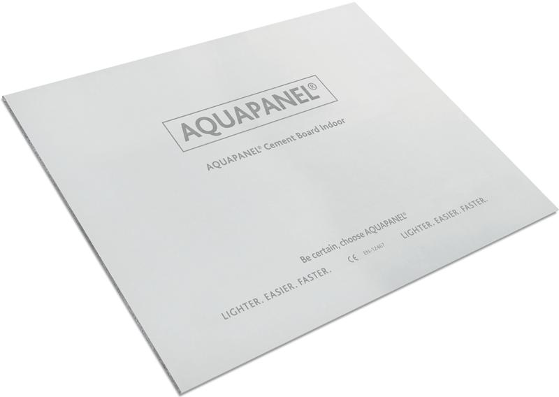 La nueva placa de Knauf se puede instalar de forma más rápida y sencilla.