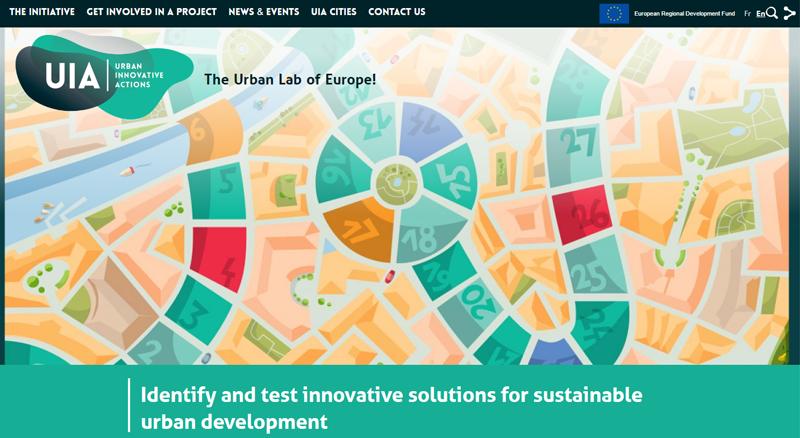 Hasta el 14 de abril se podrán presentar proyectos para Acciones Urbanas Innovadoras.