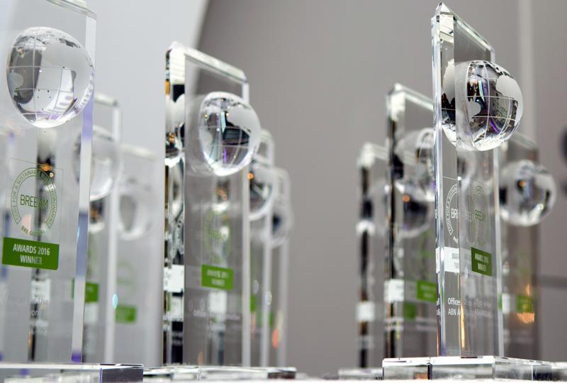 Tres edificios ubicados en España optan a los premios internacionales BREEAM.